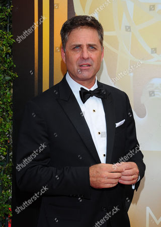 Mark L. Walberg arrives at the Television Academy's Creative Arts Emmy Awards at Microsoft Theater, in Los Angeles