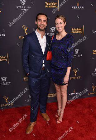 Editorial picture of Television Academy's 2016 Producers Nominee Reception, Beverly Hills, USA