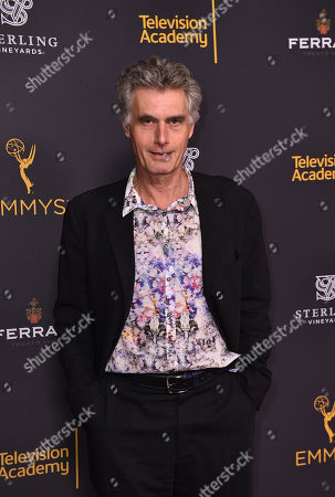 Stephen Garrett attends the Television Academy's 2016 Producers Nominee Reception at the Montage Hotel, in Beverly Hills, Calif