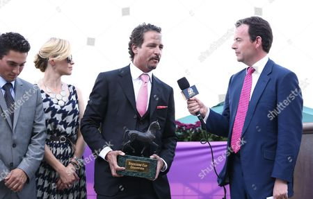 Editorial picture of The Breeders' Cup World Championships Day 2, Arcadia, USA