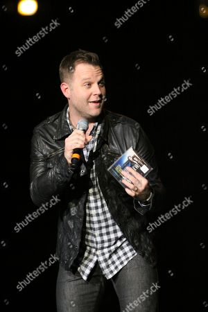 Matthew West performed as part of The Winter Jam 2013 Tour Spectacular at Philips Arena, in Atlanta