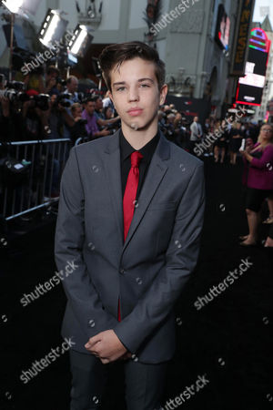 """Seth Lee seen at the Los Angeles World Premiere of Warner Bros. Pictures' """"The Accountant"""" to benefit the American Film Institute at the TCL Chinese Theater, in Los Angeles"""
