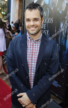 Director Thor Freudenthal seen at Twentieth Century Fox and Fox 2000 Present 'Percy Jackson: Sea of Monsters' special fan screening, on Wednesday, July, 31, 2013 in Los Angeles, Calif