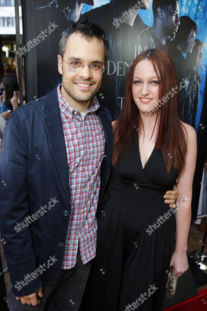 Director Thor Freudenthal and IAMEVE seen at Twentieth Century Fox and Fox 2000 Present 'Percy Jackson: Sea of Monsters' special fan screening, on Wednesday, July, 31, 2013 in Los Angeles, Calif