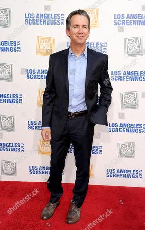 Editorial image of Twentieth Century Fox Television Distribution's 2013 LA Screening - Arrivals, Los Angeles, USA