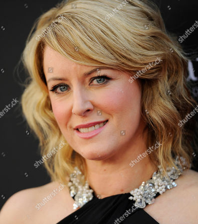 """Susan Prior, a cast member in """"The Rover,"""" poses at the U.S. premiere of the film on in Los Angeles"""