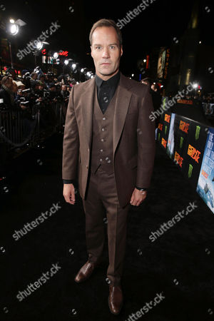 Bojesse Christopher seen at Warner Bros. Pictures and Alcon Entertainment present 'Point Break' at TCL Chinese Theatre, in Hollywood, CA