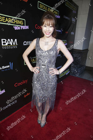 """Sue Son seen at Wonder Vision Presents """"Seoul Searching"""" Premiere, in Los Angeles, CA"""