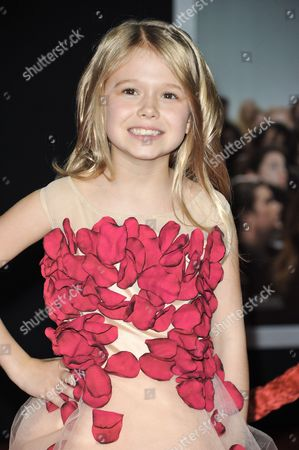 """Erin Gerasimovich arrives at the world premiere of """"Delivery Man"""" at The El Capitan Theatre on in Los Angeles"""