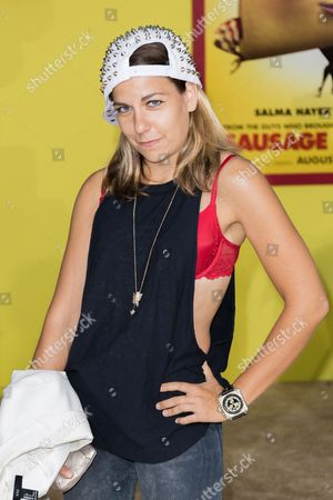 """Editorial photo of World Premiere of """"Sausage Party"""" - Arrivals, Los Angeles, USA"""