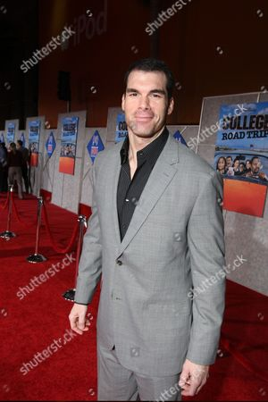 """MARCH 3: Brandon Molale at the World Premiere of Walt Disney Pictures' """"College Road Trip"""" on at the El Capitan Theatre in Hollywood, CA"""