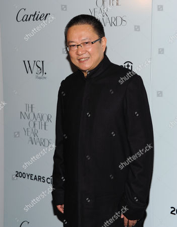 """Chinese architect Wang Shu attends WSJ. Magazine's """"Innovator of the Year Awards"""" at the Museum of Modern Art on in New York"""