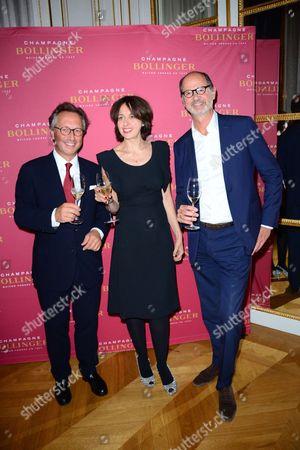 Jerome Philipon, Valerie Bonneton, Aymeric De Maistre