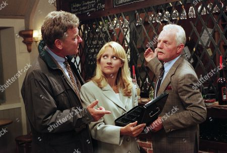 Editorial photo of 'Emmerdale' TV Series - Sep 1996