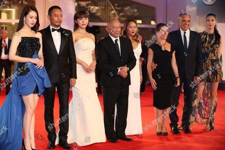 Editorial picture of 'Manhunt' premiere, 74th Venice Film Festival, Italy - 08 Sep 2017
