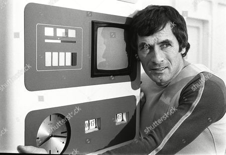 """Editorial picture of """"Space 1999"""" TV Series - 1976"""
