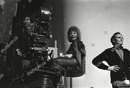 Behind the scenes, Sylvia Anderson