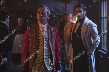 (SR2: Ep6) - Adrian Schiller as Penge and Ferdinand Kingsley as Francatelli.