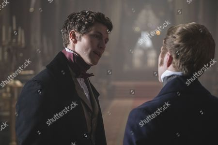 (SR2: Ep6) - Leo Suter as Drummond and Jordan Waller as Lord Alfred Paget.