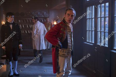 (SR2: Ep6) - Adrian Schiller as Penge.
