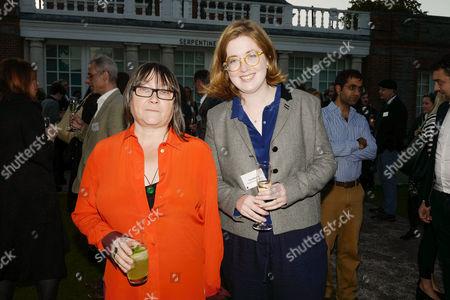 Ali Smith and Fiona Mozley