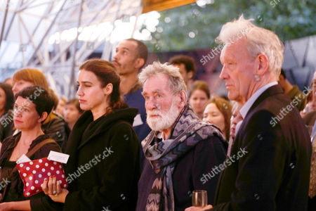 Editorial photo of Man Booker Shortlist Party, Serpentine Gallery, London, UK 13 Sep 2017