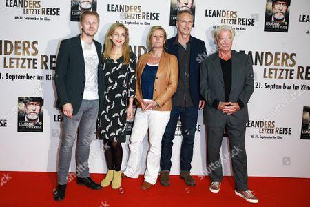 Tambet Tuisk, Petra Schmidt-Schaller, Suzanne of Borsody, Nick Baker Monteys and Juergen Prochnow