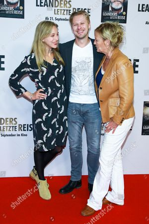Petra Schmidt-Schaller, Tambet Tuisk and Suzanne of Borsody