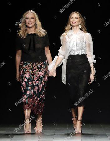 Stock Picture of Keren Craig and Georgina Chapman