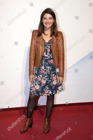 Stock Picture of Caroline Raynaud