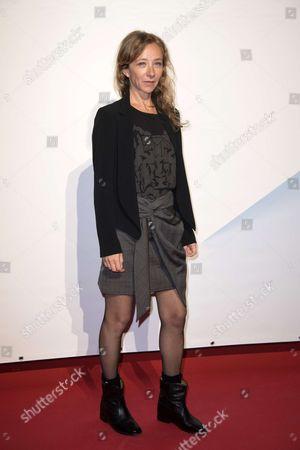 President of Jury, Sylvie Testud