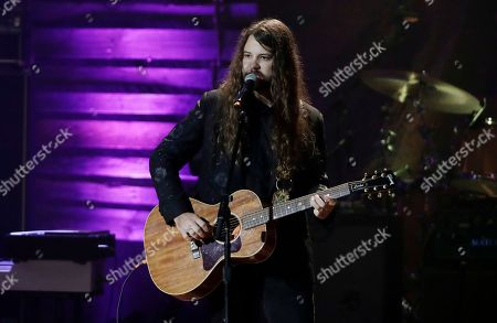 Brent Cobb performs during the Americana Honors and Awards show, in Nashville, Tenn