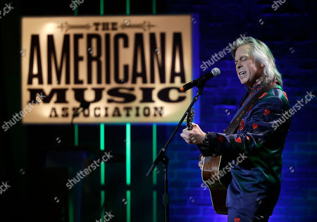 Jim Lauderdale performs during the Americana Honors and Awards show, in Nashville, Tenn