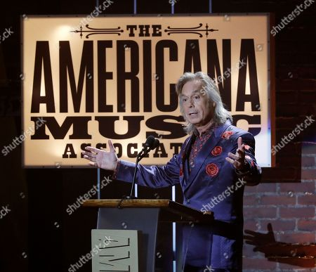 Jim Lauderdale hosts the Americana Honors and Awards show, in Nashville, Tenn