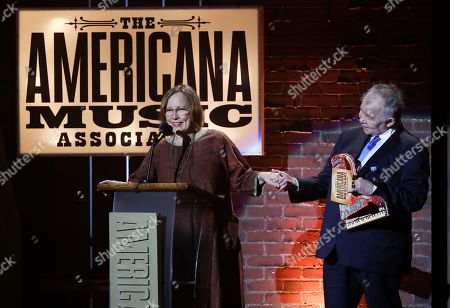 Editorial picture of Music Americana Awards, Nashville, USA - 13 Sep 2017