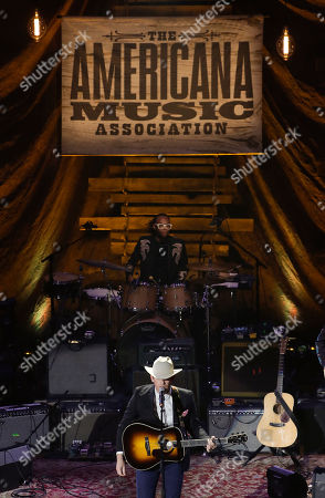 Editorial image of Music Americana Awards, Nashville, USA - 13 Sep 2017