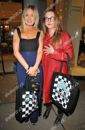 Marissa Montgomery and Daisy De Villeneuve