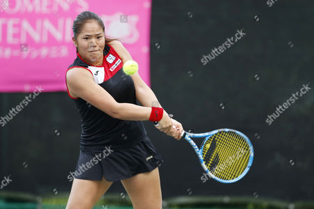 Editorial picture of Japan Women's Open, Day 3, Tokyo, Japan - 13 Sep 2017
