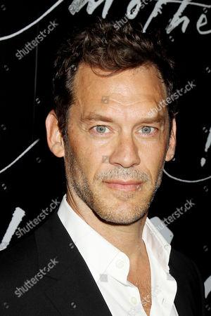 Stock Photo of Chris Gartin