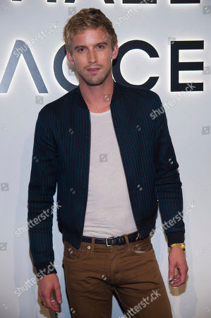 RJ King attends the Michael Kors ACCESS Smartwatch launch event at ArtBeam, in New York