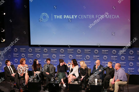 Editorial image of PaleyLive NY: Transparent: An evening with the Pfeffermans, USA - 13 Sep 2017