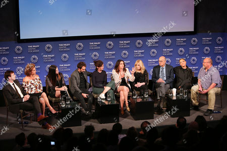Editorial picture of PaleyLive NY: Transparent: An evening with the Pfeffermans, USA - 13 Sep 2017