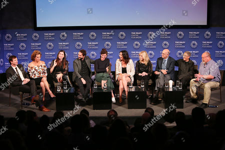 Stock Photo of Rob Huebel, Alexandra Billings, Trace Lysette, Jay Duplass, Gaby Hoffmann, Amy Landecker, Judith Light, Jeffrey Tambor, Jill Soloway, Larry Flick
