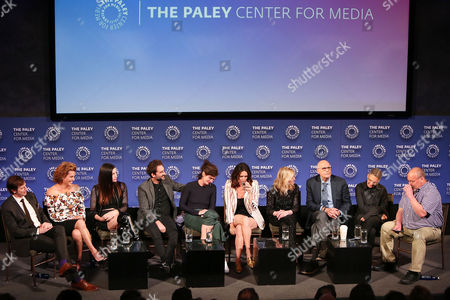 Editorial photo of PaleyLive NY: Transparent: An evening with the Pfeffermans, USA - 13 Sep 2017