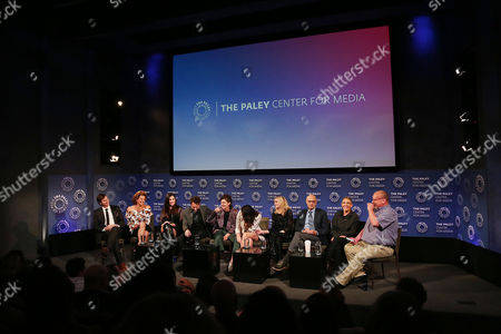 Stock Picture of Rob Huebel, Alexandra Billings, Trace Lysette, Jay Duplass, Gaby Hoffmann, Amy Landecker, Judith Light, Jeffrey Tambor, Jill Soloway, Larry Flick