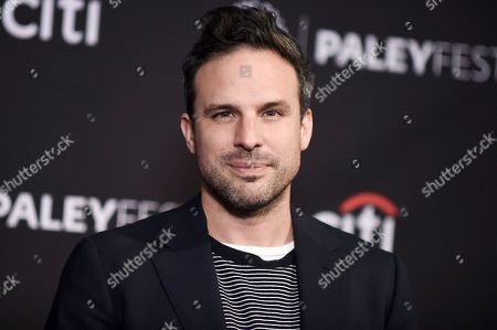"""Tom Gormican attends the 2017 PaleyFest Fall TV Previews """"The Orville"""" at The Paley Center for Media, in Beverly Hills, Calif"""