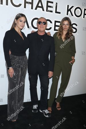 Ashley Graham, Michael Kors, Andreea Diaconu