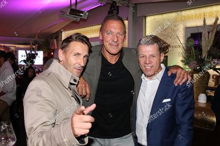 Mark Keller, Ralf Moeller, Axel Kahn, ..