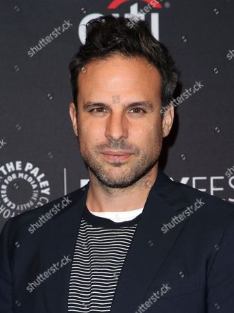 Editorial photo of 'Ghosted' presentation, PaleyFest, Arrivals, Los Angeles, USA - 13 Sep 2017