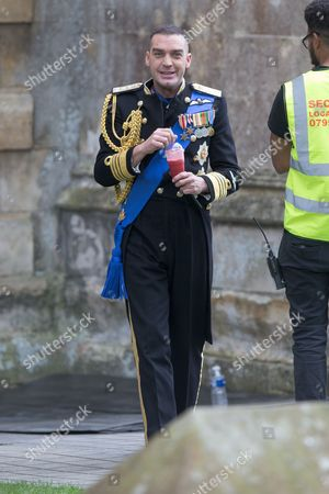 Editorial image of 'The Royals' TV show filming, Ely, UK - 12 Sep 2017